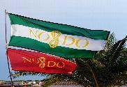 Bandera de Andalucía Sevilla