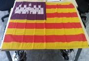 Bandeira do Islas Baleares
