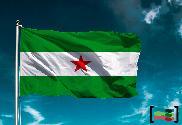 Bandera de Andalucía estrellada