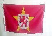 Bandera de País Leonés propuesta