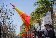 Bandiera di Spagna S/E