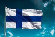 Bandeira do Finlândia