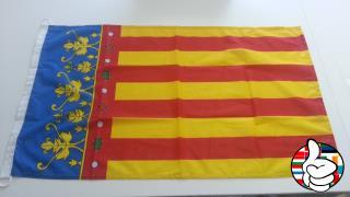 Bandiera di Comunidad Valenciana