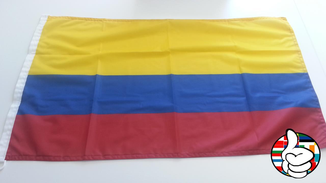 que significan los 3 colores de la bandera de colombia