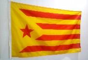 Bandera de Estelada vermella