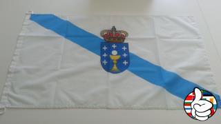 Drapeau Galicia C/E
