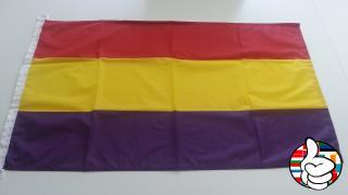 Bandera de Republicana Española