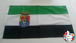 Drapeau de la Extremadura