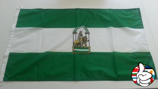 Flag of Andalucía