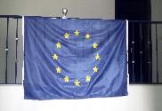 Bandera para balcón